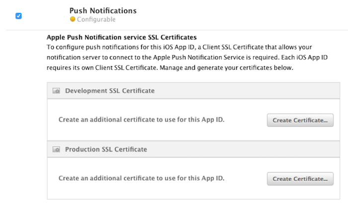 Mobile App Messaging SDK for iOS - OS Certificate Creation ...