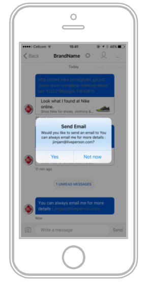 Mobile App Messaging SDK for iOS - Release Notes | LivePerson Developers
